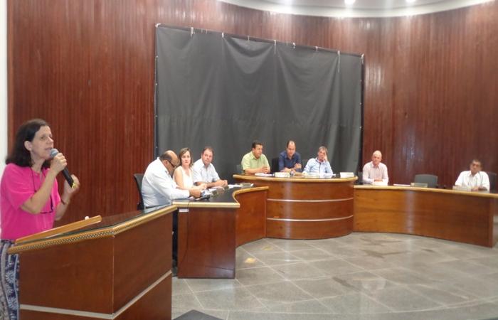 Educação ambiental foi destaque no Legislativo de Monte Belo