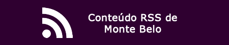 Conteúdo RSS da Câmara de Monte Belo
