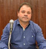 vereador Claudio Donizete Pereira